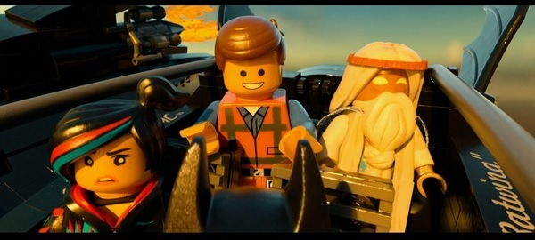 The Lego The Movie Videogame