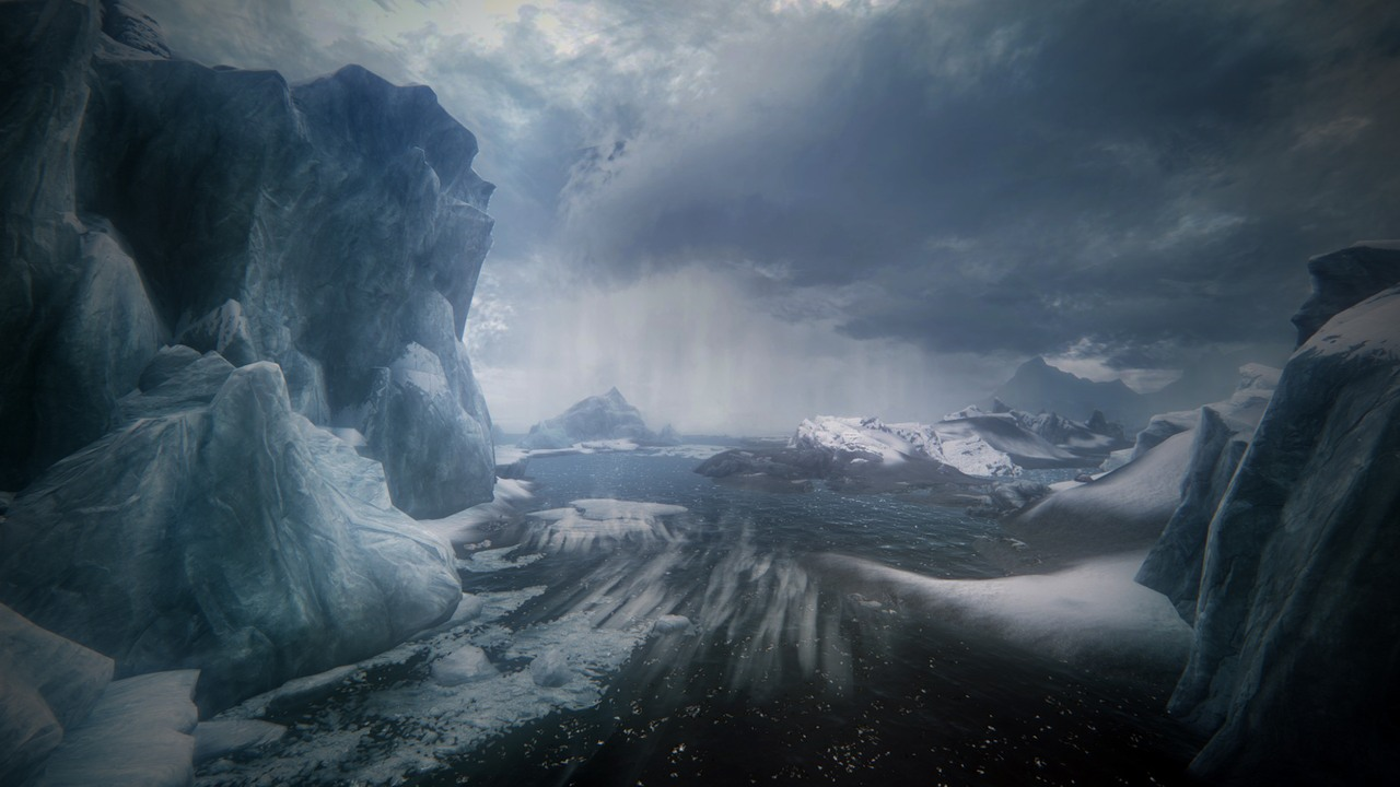 Skyrim's Visuals Overhauled - Mod Adds Real 3D Clouds