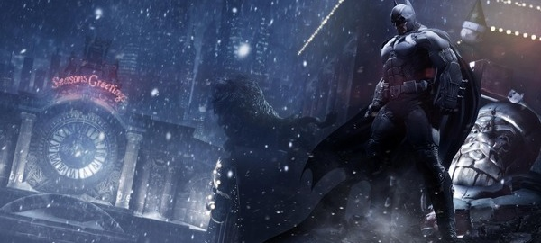 Batman Arkham Origins v3