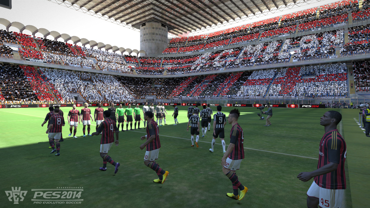 PES 2014 To Be Released On September 20th, DLCs Detailed