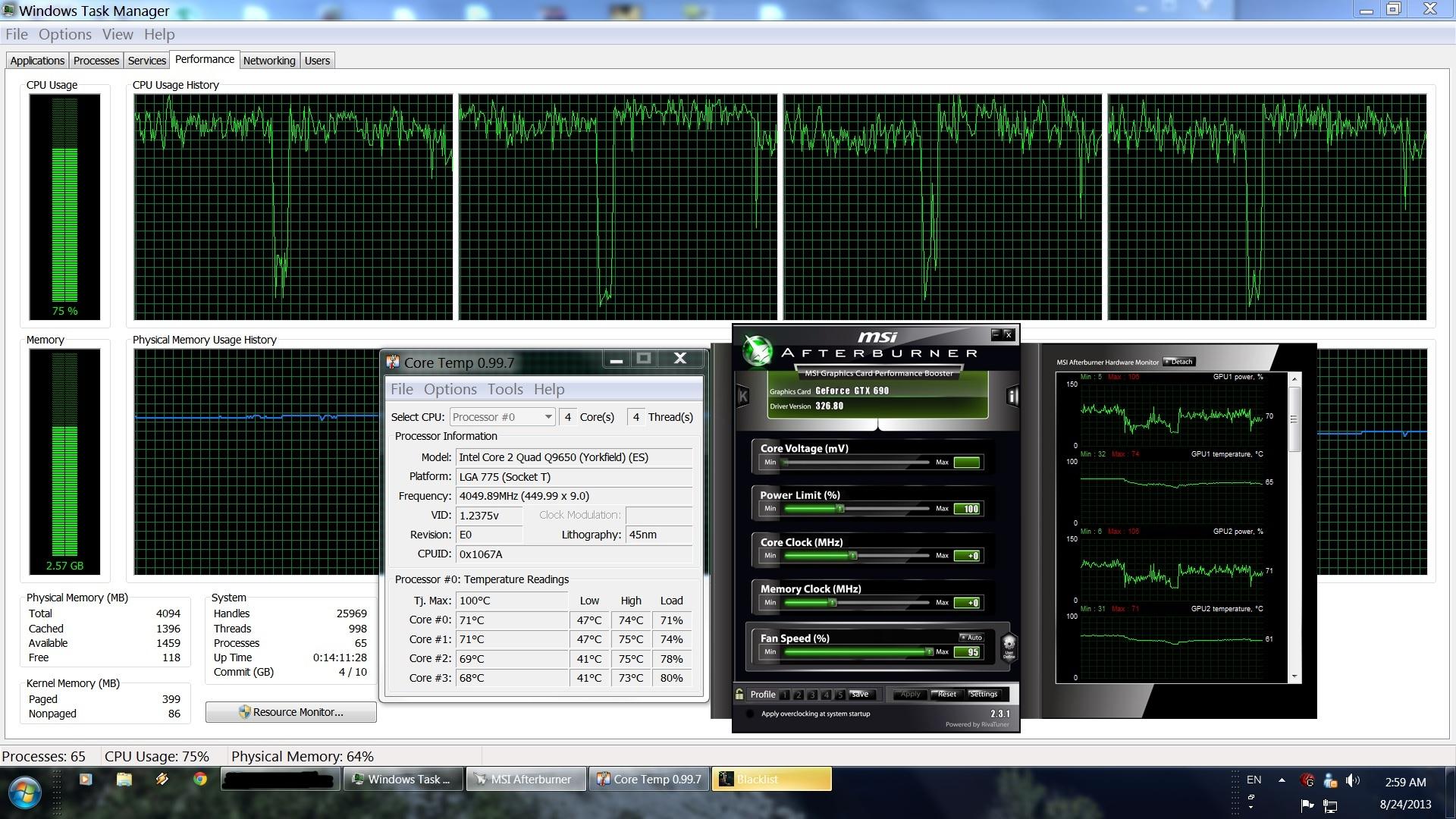 Splinter Cell Blacklist PC Performance