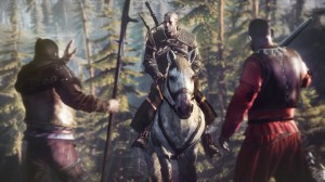 the_witcher_3_wild_hunt_geralt_being_approached_by_guards_in_hindarsfjall