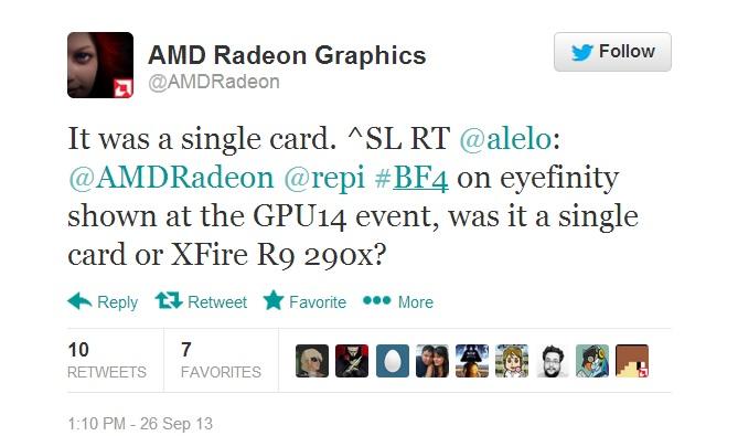 BF4 AMD R9 290X