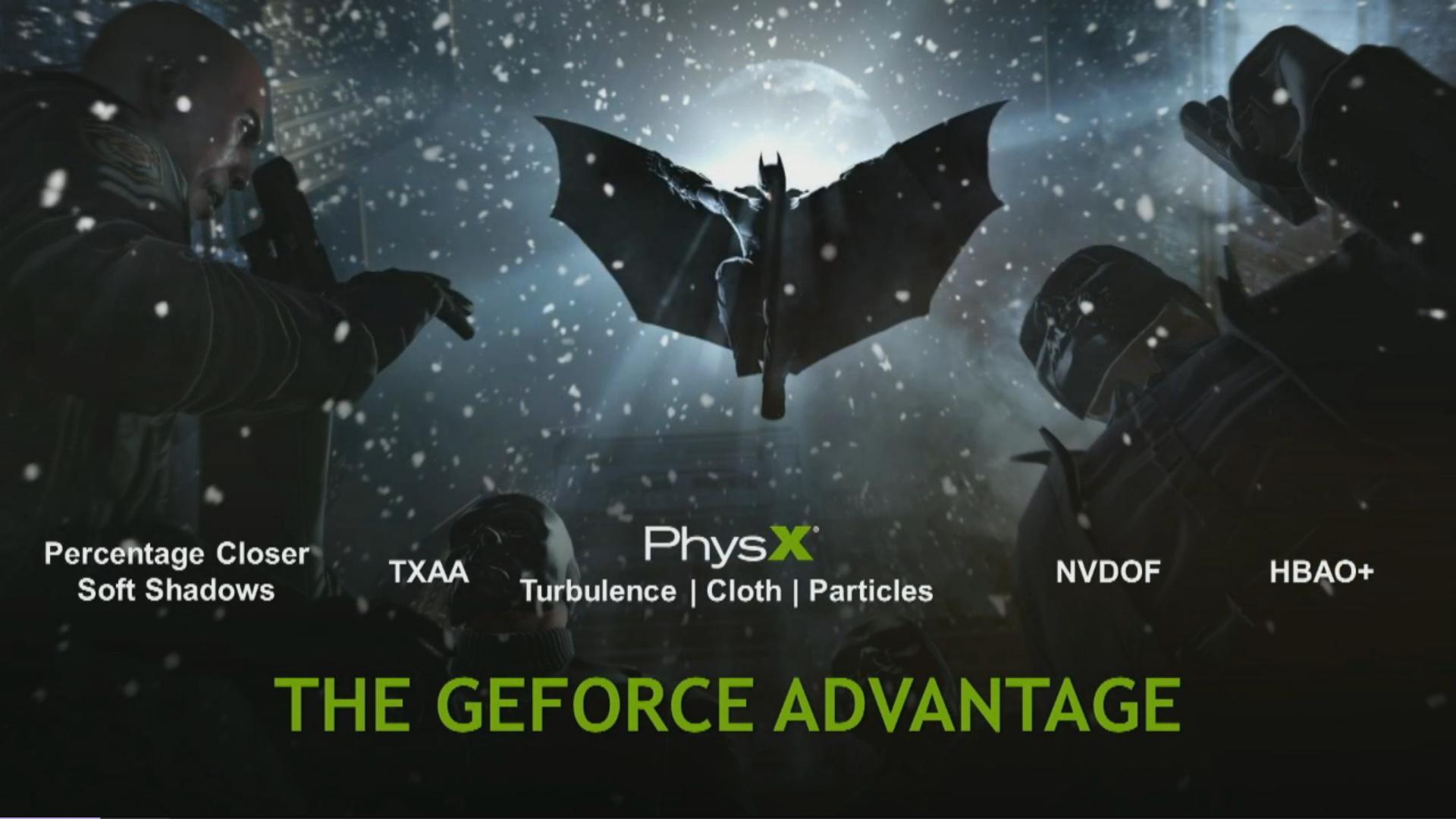 Batman Arkham Origins PC Features