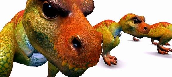 Disney T-Rex