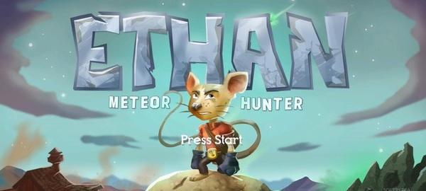 Ethan Meteor Hunter v2