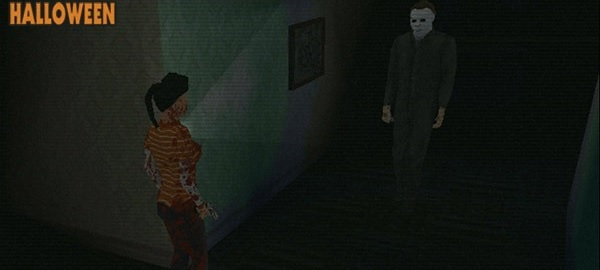 our reader justin salih has informed us about a new freeware title that is based on the halloween movie and the psx survival horror halloween game