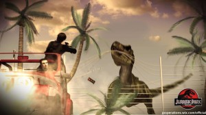 Jurassic Park Operations