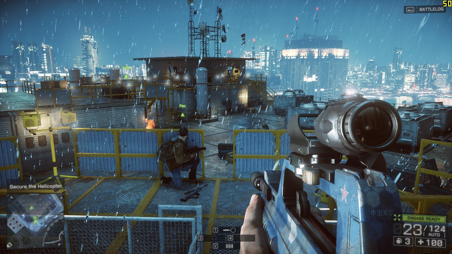 free download game battlefield 4