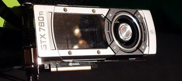 Nvidia GeForce 780Ti
