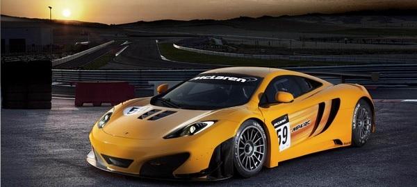 Project CARS McLaren
