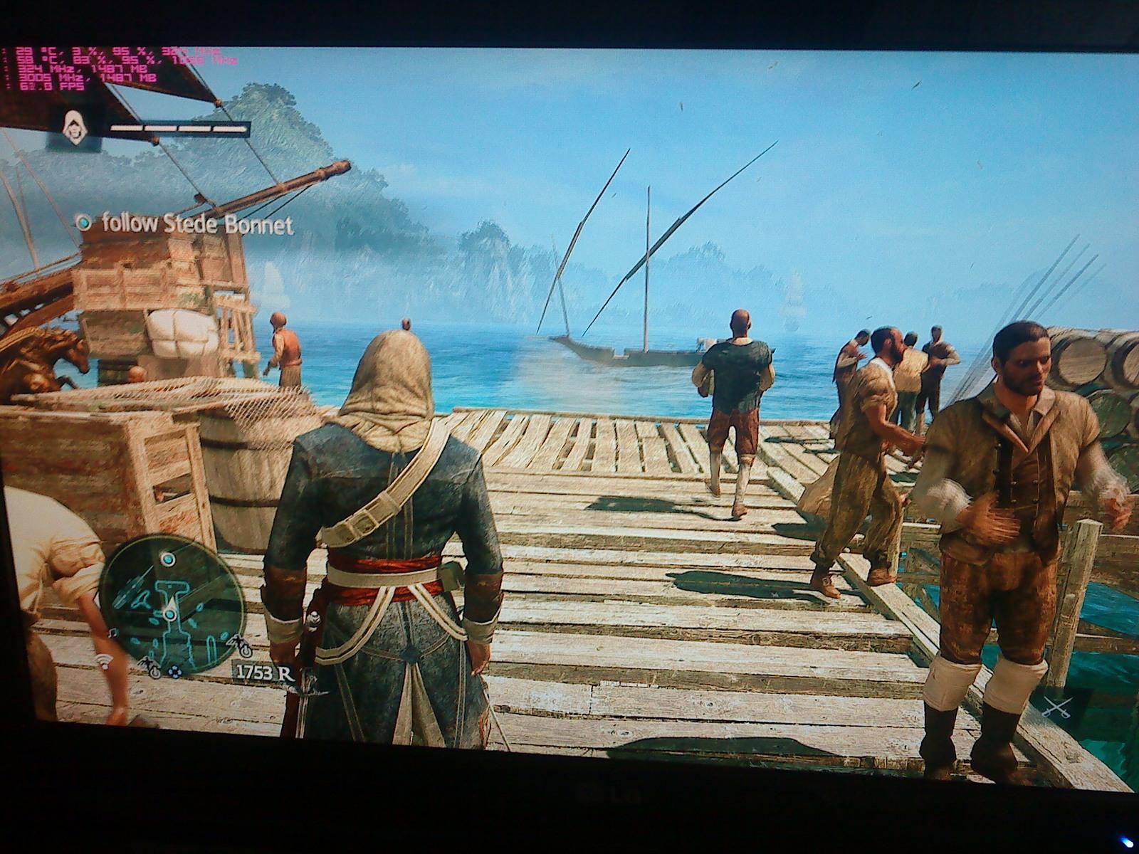 Assassin S Creed Iv Black Flag Pc Performance Analysis