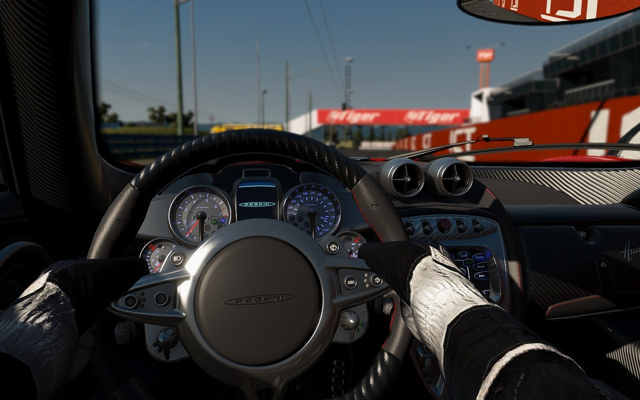 New Lovely Screenshots For Project CARS