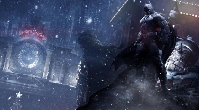 Batman Arkham Origins feature