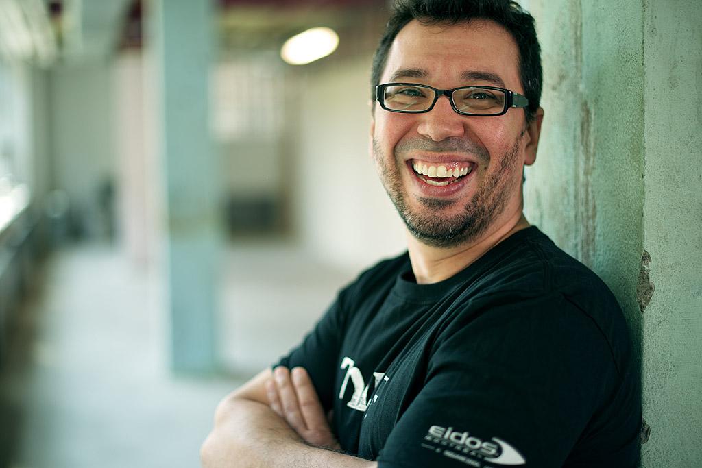 Jean Normand Bucci - Art Technical Director