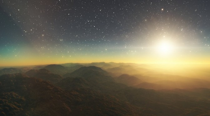 SpaceEngine – Free Space Simulation With Procedurally Generated Planets – Version 0.9.7.2 Released