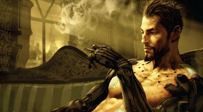 This Is What Deus Ex: Human Revolution Could Look Like In CRYENGINE