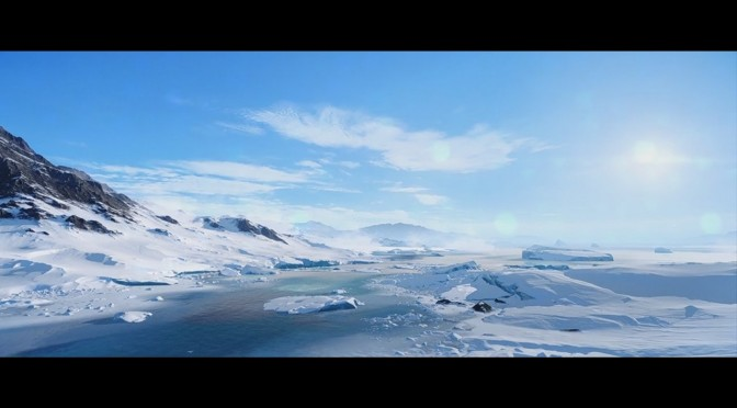New UDK Fan-Made Video Showcases Mind-Blowing Next-Gen Realtime Visuals