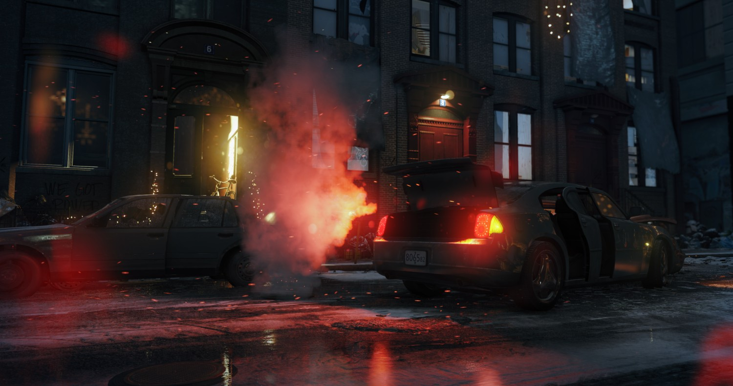 Tom Clancy's The Division – New Spectacular Screenshots Released | DSOGaming | The Dark Side Of Gaming