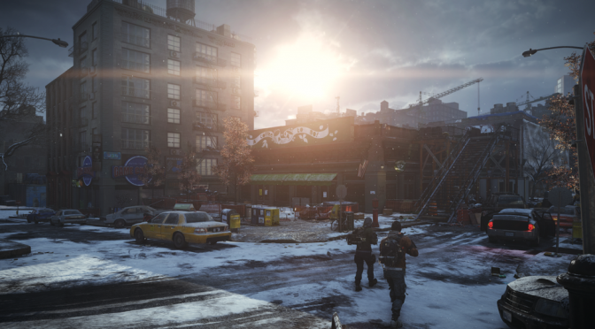 Tom Clancy's The Division – New Screenshot Revealed