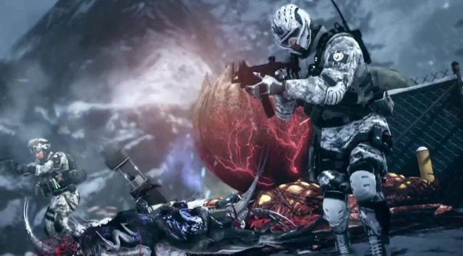 Call of Duty: Ghosts – Extinction: Episode 1 Nightfall Trailer