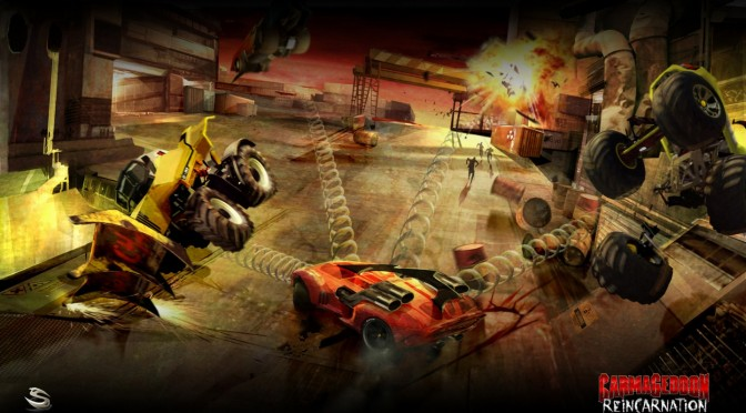 Carmageddon: Reincarnation – Enters Public Beta On February 14th