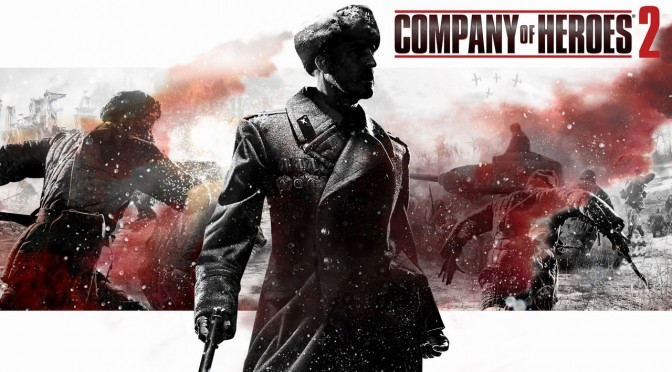 Company of Heroes 2 receives a 64-bit patch, improving performance & stability
