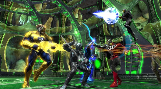 DC Universe Online: War Of The Light Part 1 – Now Available