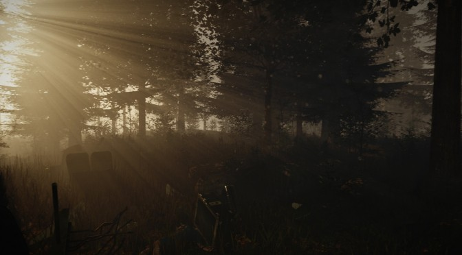 "New Screenshots For ""The Forest"" Released"