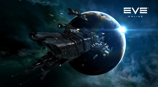 EVE Online header screenshot