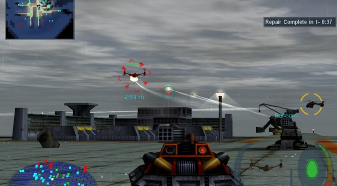 Hostile Waters – RAGE's  2001 Action Strategy Title – Re-Releases On Steam Tomorrow