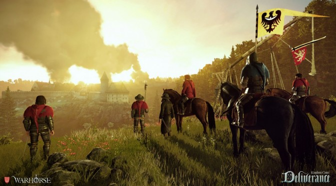 Kingdom Come: Deliverance – Tech Alpha Update Brings Sword Fighting & Horse Riding