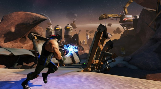 """Multi-player Free-To-Play Shooter """"Loadout"""" Gets A New Trailer"""