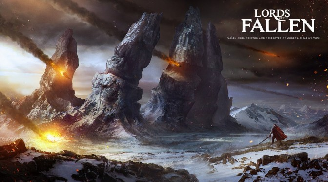 Lords of the Fallen – E3 2014 Gameplay Footage Revealed