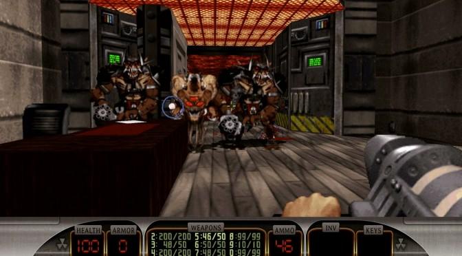 Duke Nukem 3D: Megaton Edition Gets Multiplayer Cross-platform Support