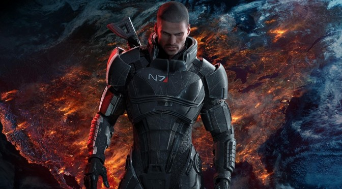 Mass Effect 3 Shepard header image