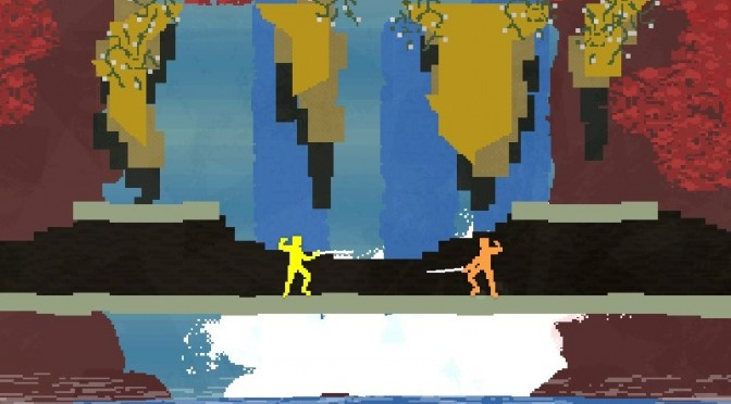 Nidhogg – side-scrolling indie sword-'em-up – hits Steam January 13th