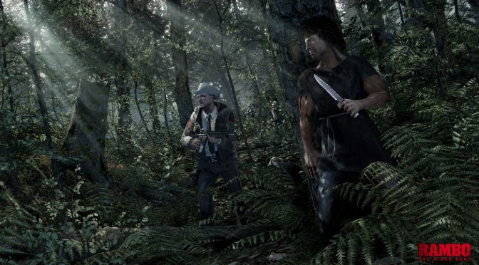 Rambo: The Video Game Gets A Release Date