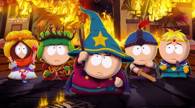 South Park: The Stick of Truth – Gameplay Intro