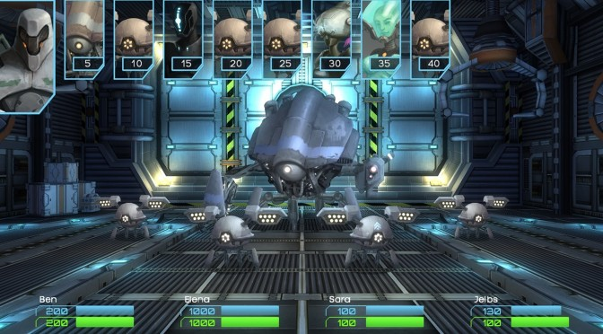 StarCrawlers Announced – New Sci-Fi Dungeon-Crawling RPG