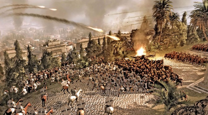 Total War: ROME 2 Ancestral Update is available, features Family Tree and numerous graphical improvements