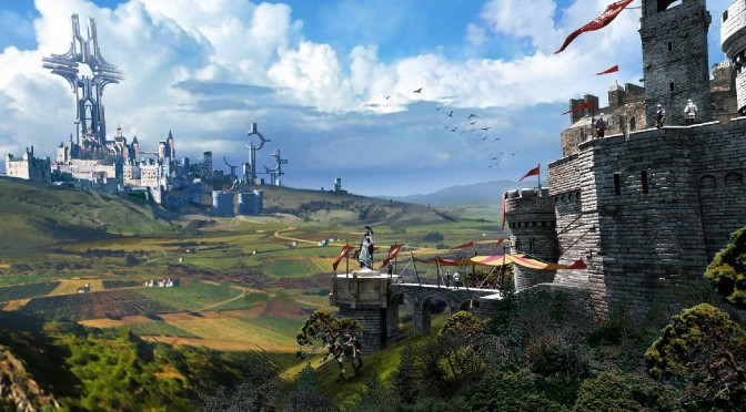 Unsung Story: Tale of the Guardians Is A New Tactical RPG From The Creator Of Final Fantasy Tactics