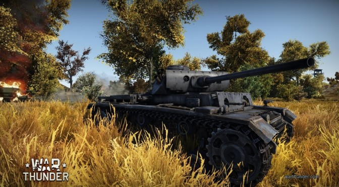 War Thunder: Ground Forces – Closed Beta Gameplay Footage
