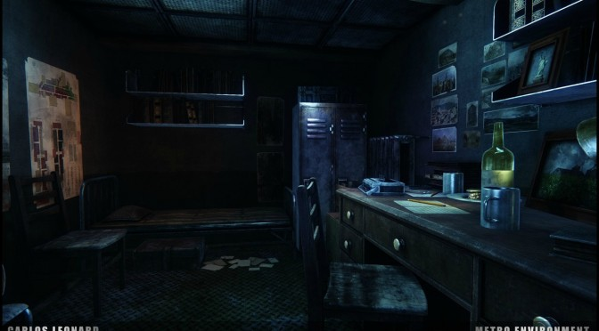 This Is What Metro: Last Light Could Look Like In CRYENGINE – #Part 2