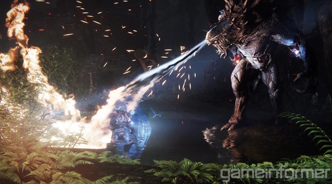 Evolve – 4v1 Interactive Multiplayer Trailer