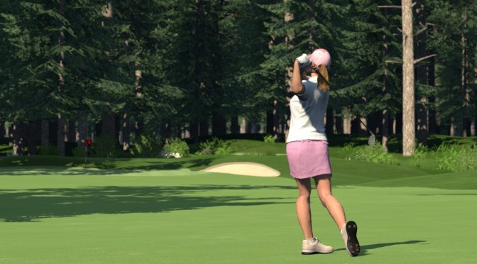 The Golf Club Coming To PC This Spring