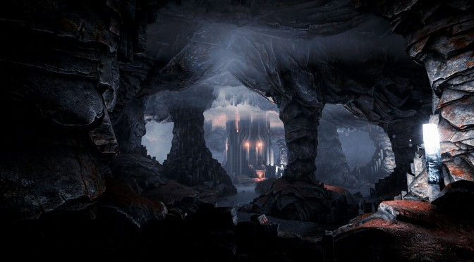 "Teotl Studios Reveals Its ""Survival"" ""Sci-fi"" and ""Discovery"" Unreal Engine 4-powered Game, Solus"