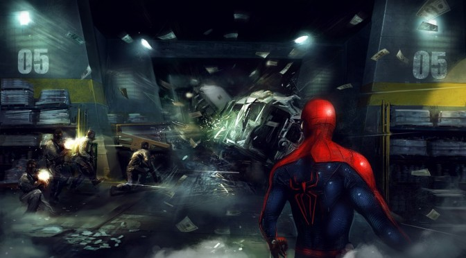 The Amazing Spider-Man 2: Video Game Gets An Official Trailer