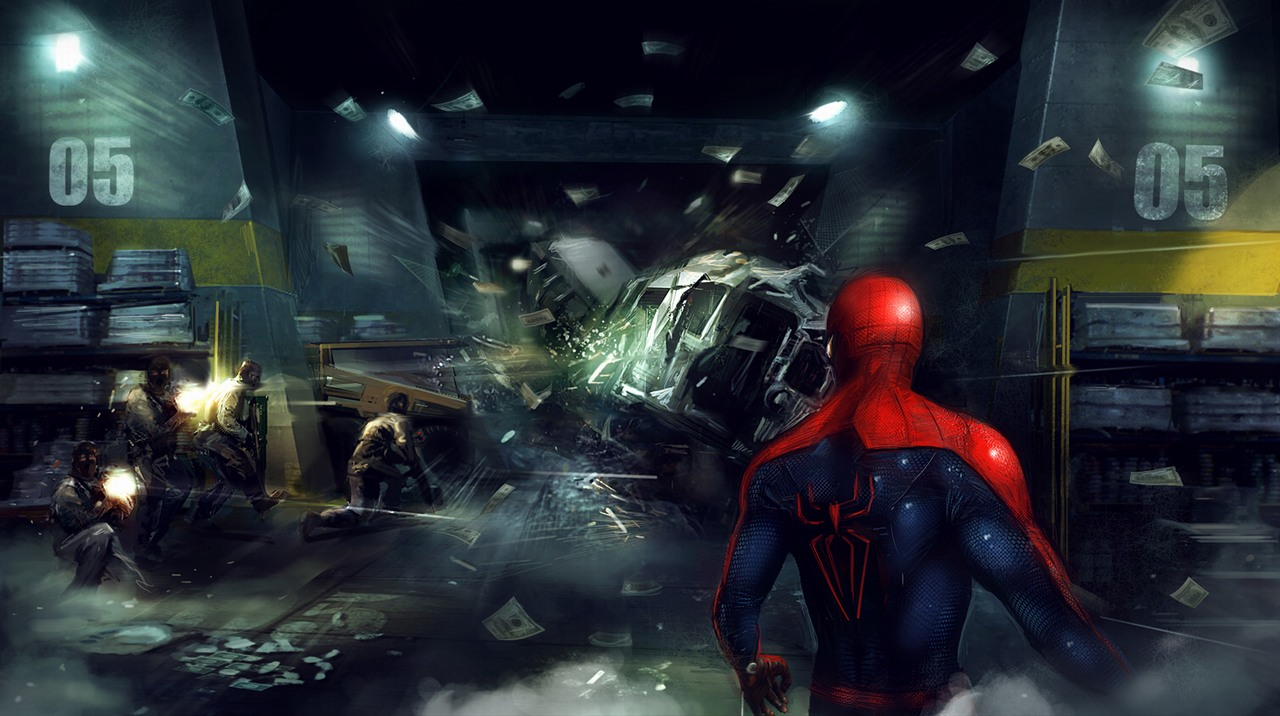 The Amazing Spider-man 2 - PC Version Is Locked At 30FPS