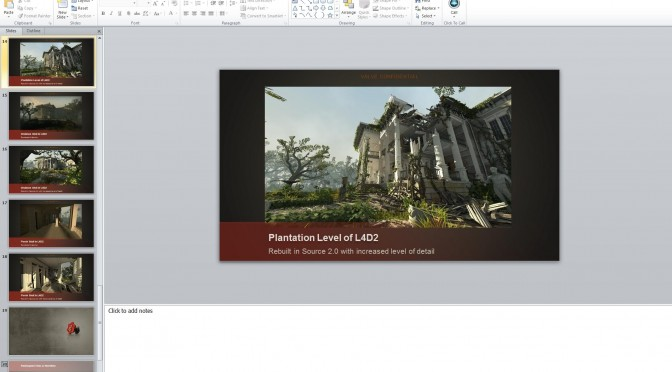 This May Be Your First Look At Left 4 Dead 3 & Source Engine 2 [UPDATE]